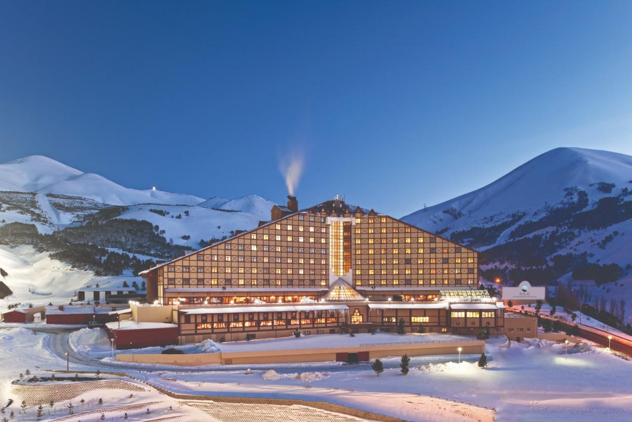 Polat Erzurum Resot Hotel
